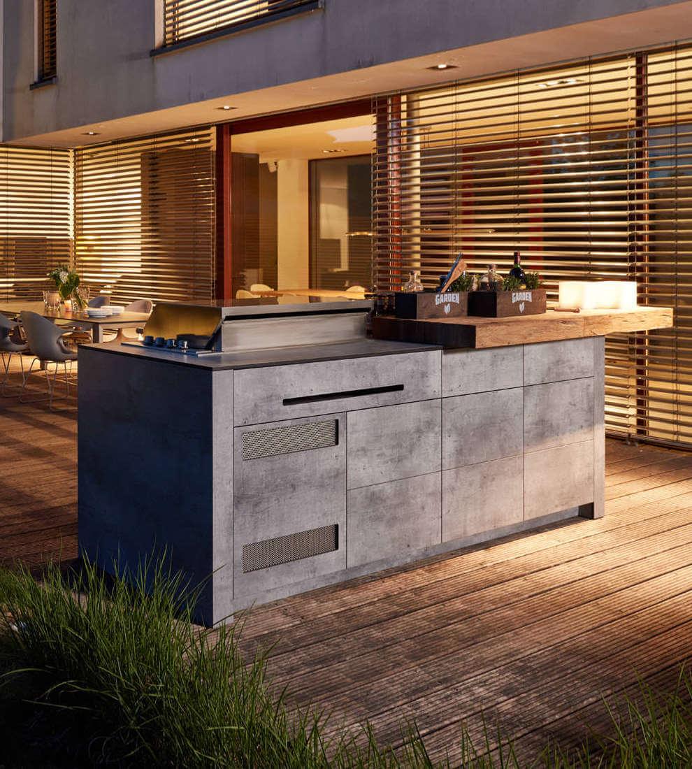 Outdoorküchen